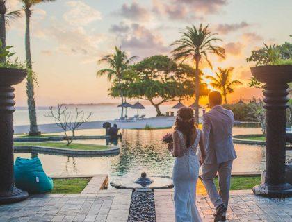 Shanti Maurice five star wedding hotel in mauritius