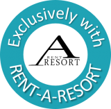 exclusively with RENT-A-RESORT