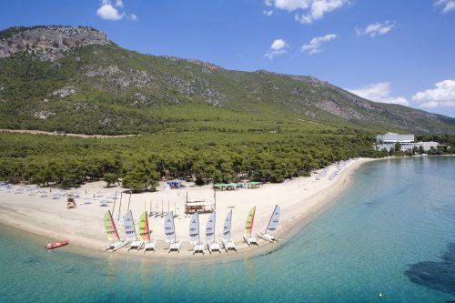 Club Med Gregolimano - aerial