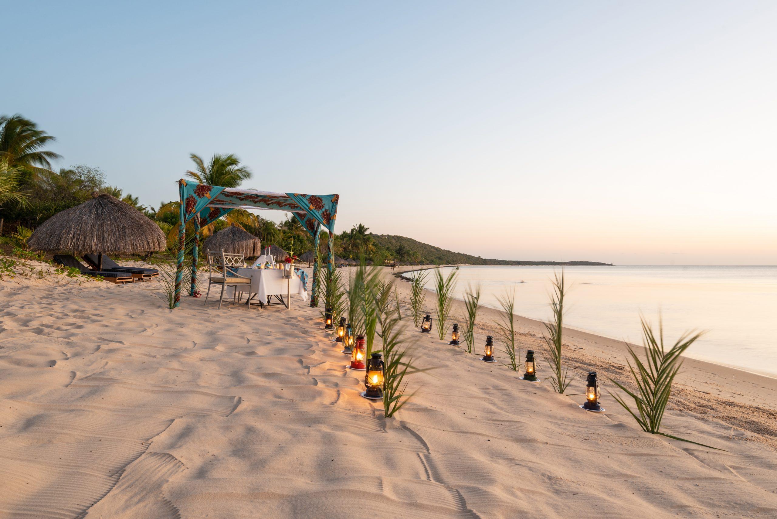 Bazaruto_Beach Dining