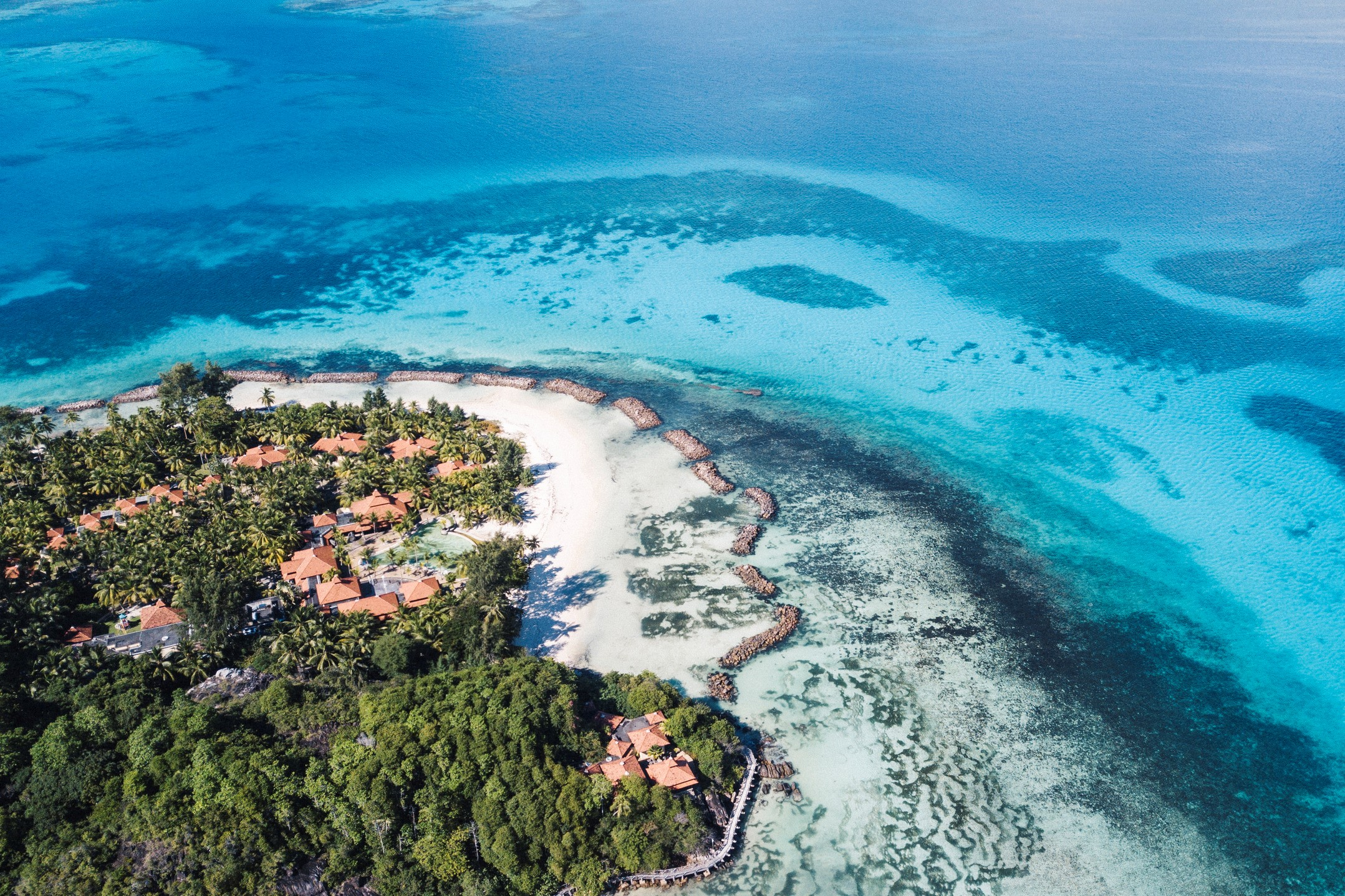 Club Med Seychelles_from above