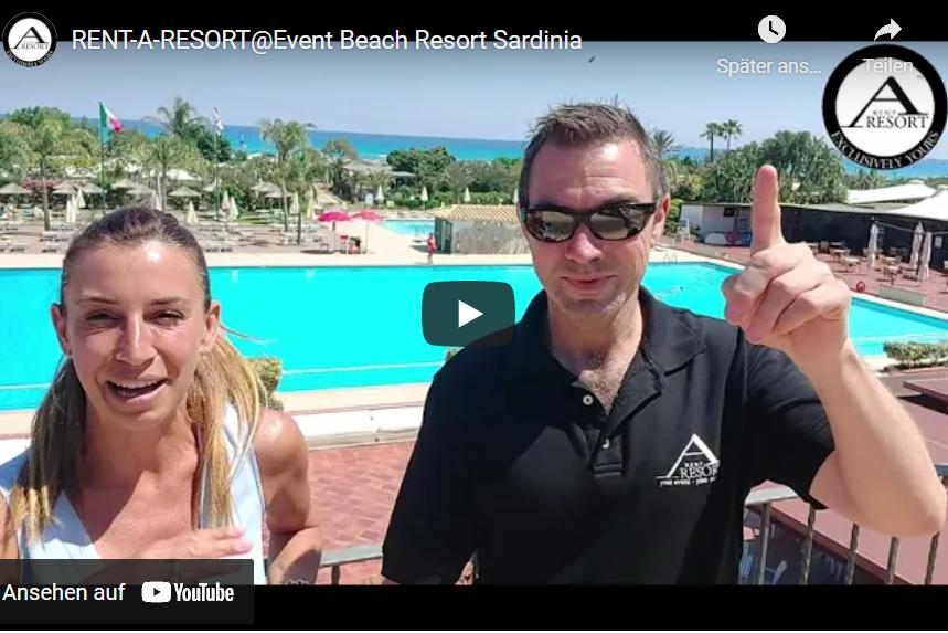 Event Beach Resort Sardinia
