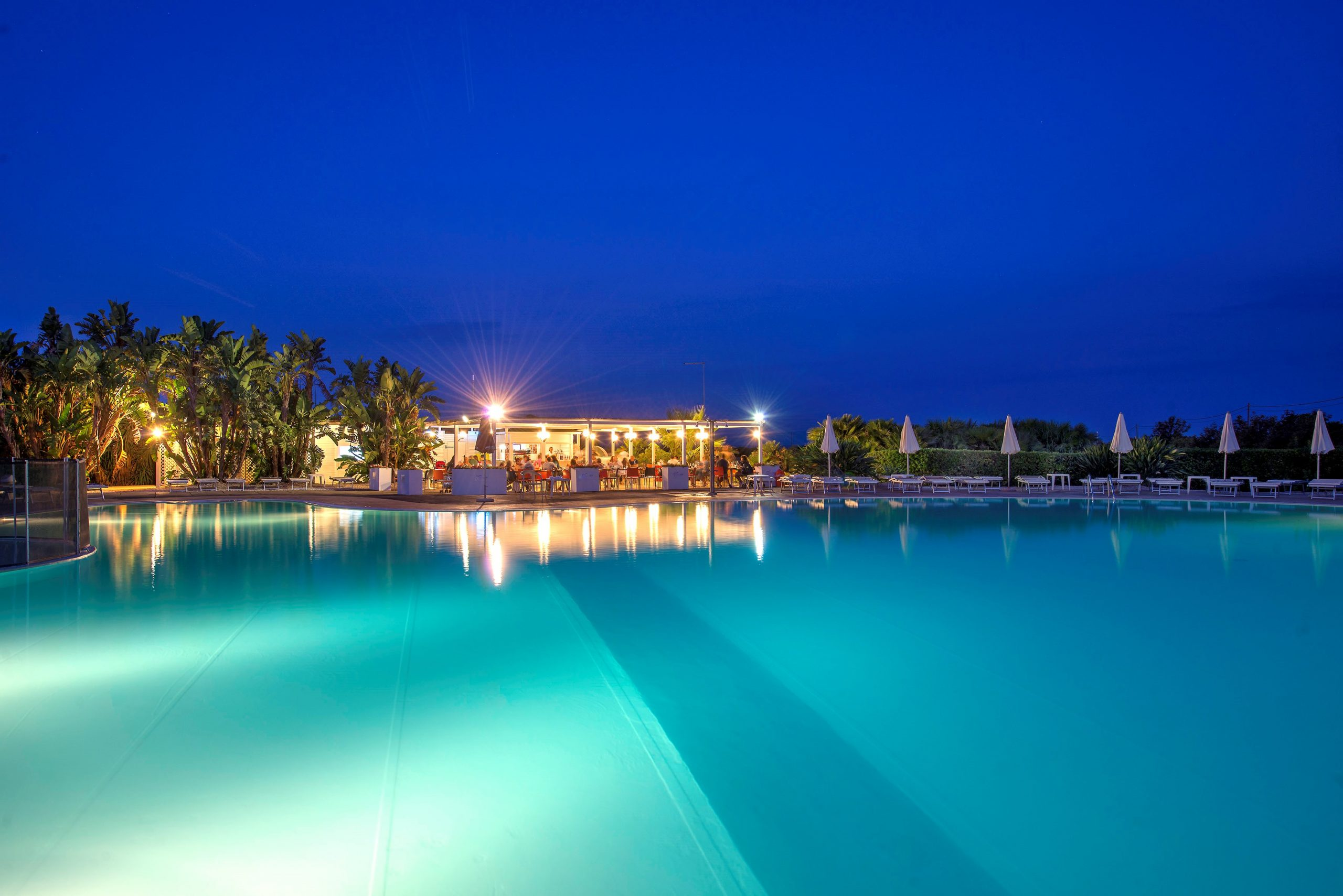 Event Beach Resort Sicily - Pool