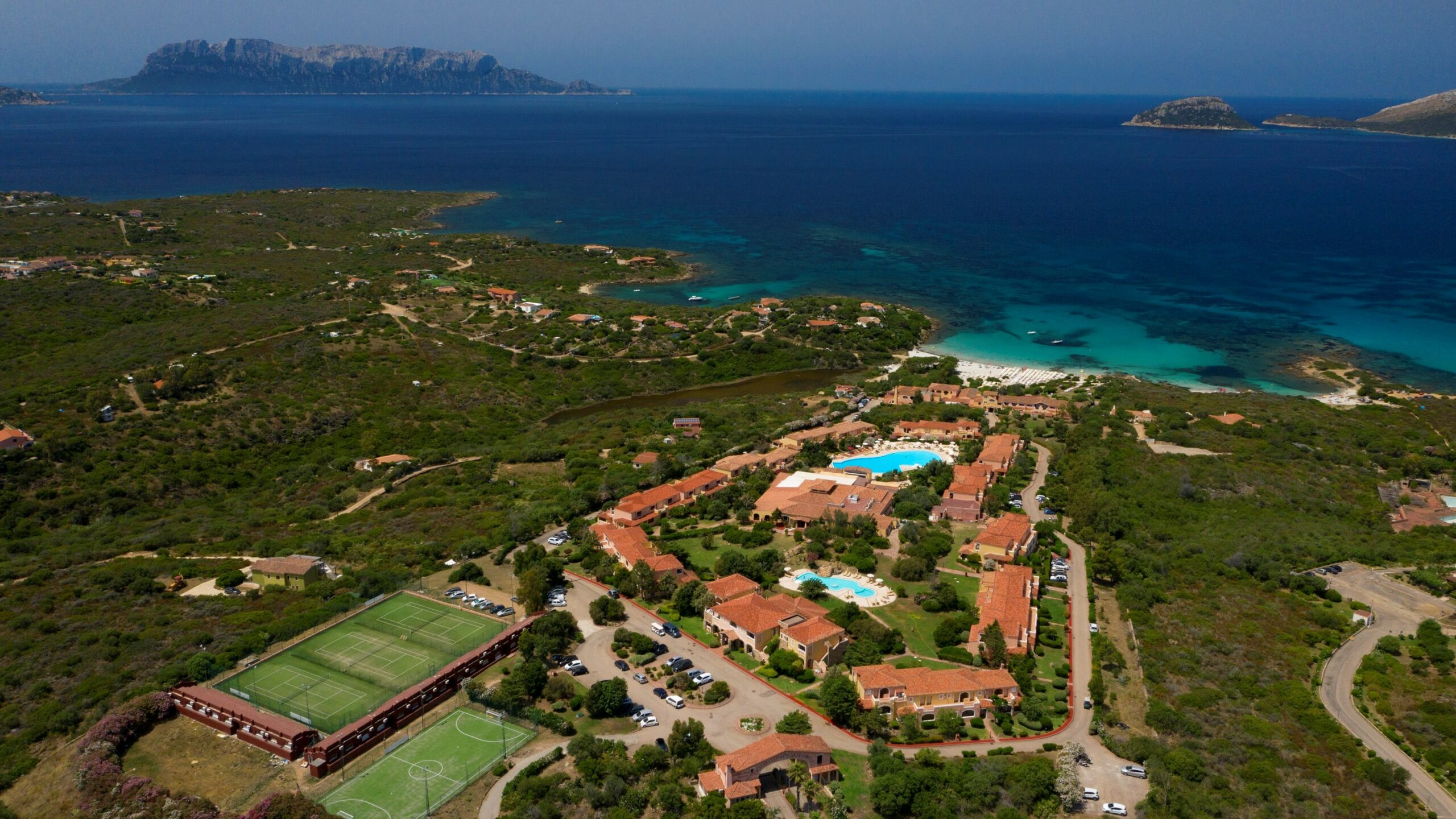 Event Resort Sardinia_from above