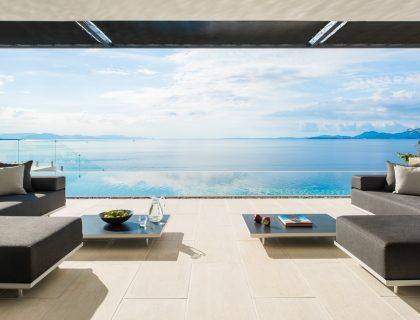 Event Villa Corfu - Terrace
