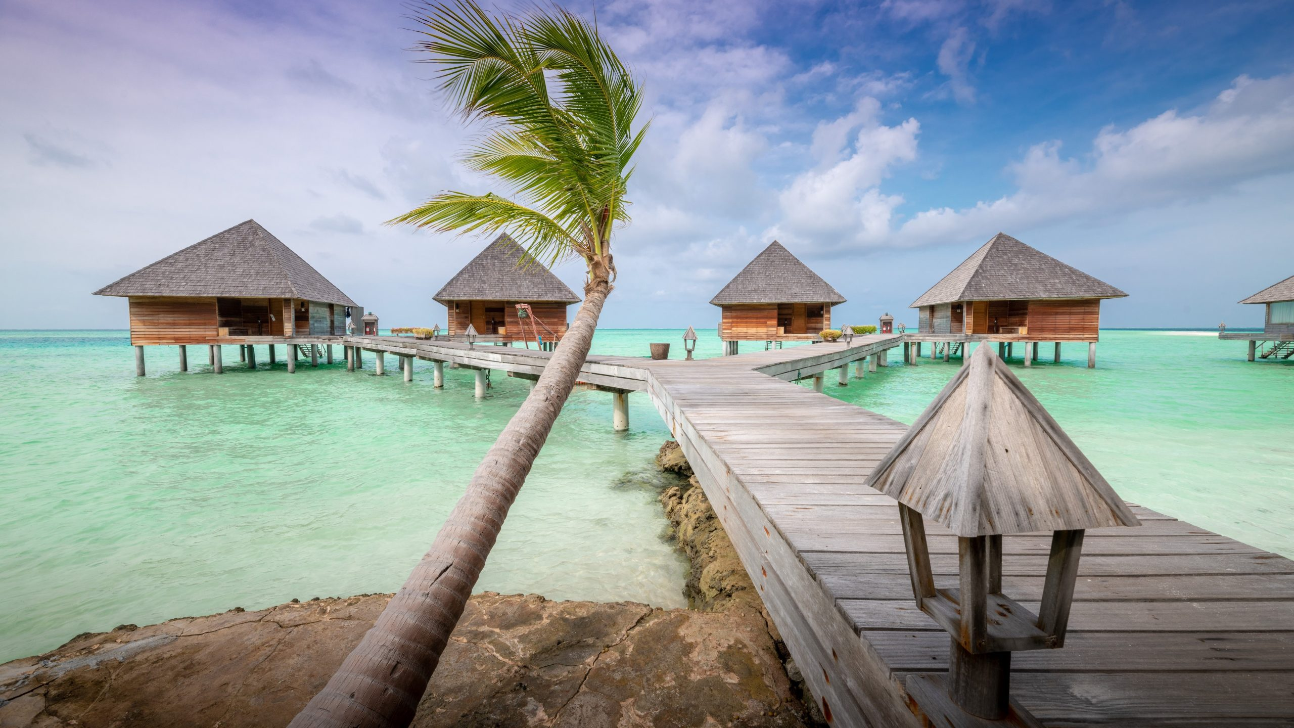 Private Island Resort Maldives_Bungalows