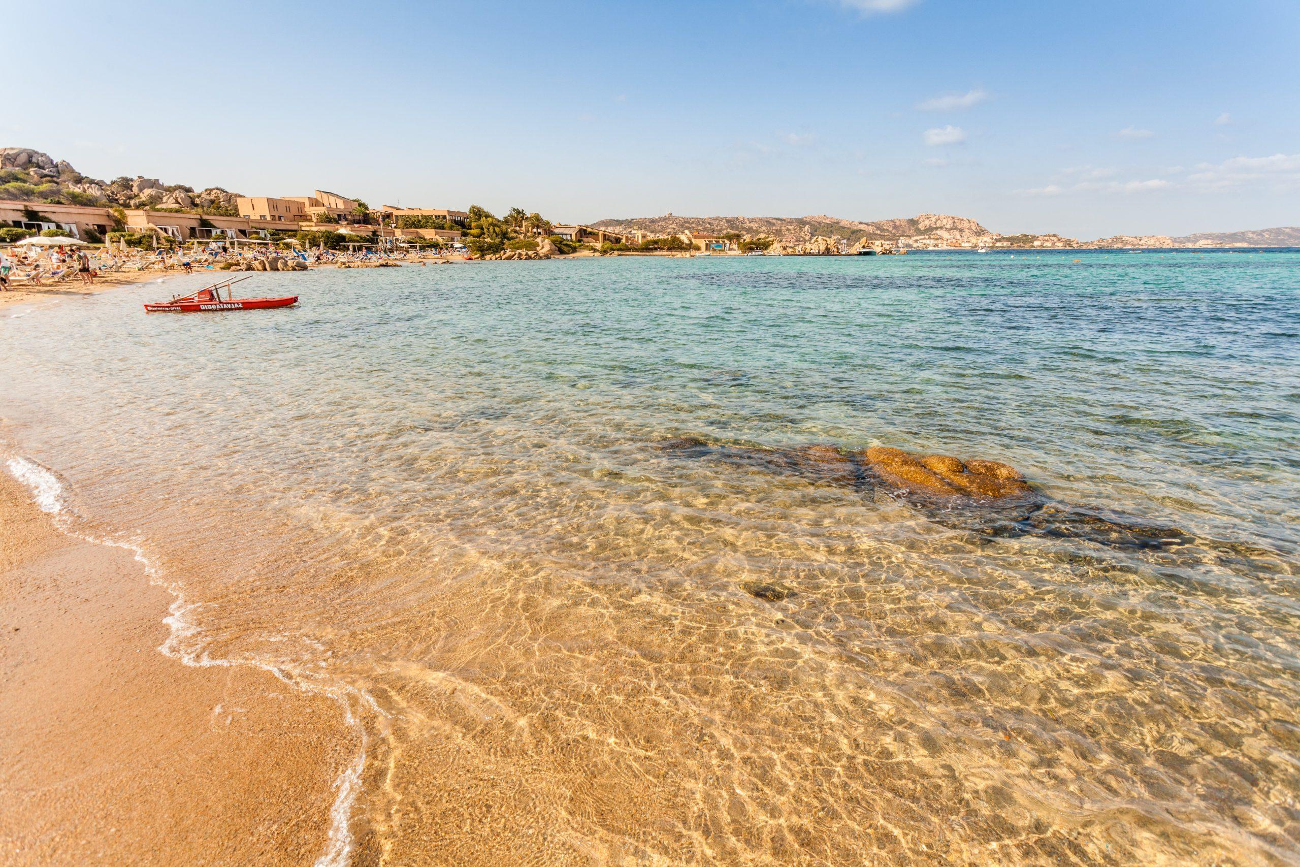Private Island Resort Sardinia_Beach