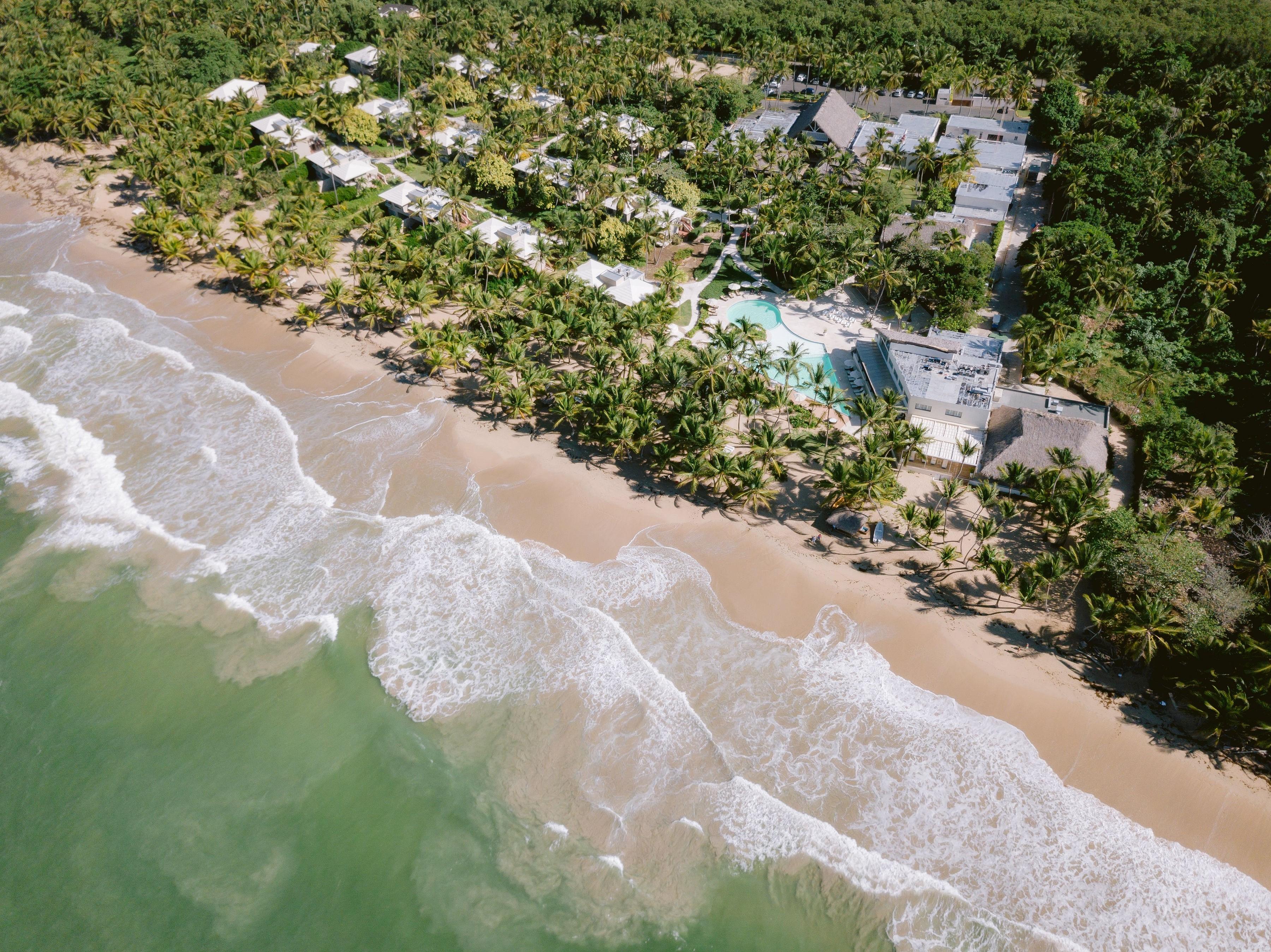 Punta Cana - aerial