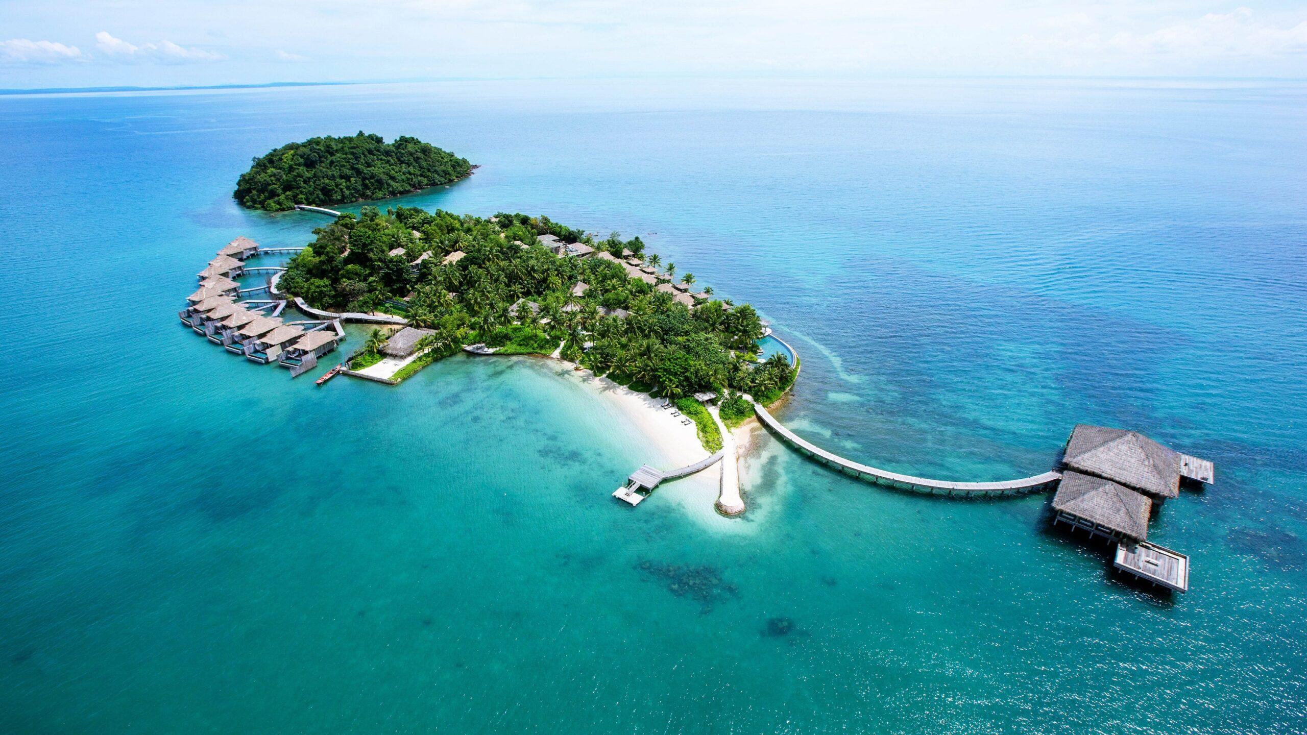 SongSaa Private Island Cambodia