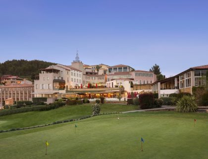 Dolce Fregate five star wedding hotel in the provence