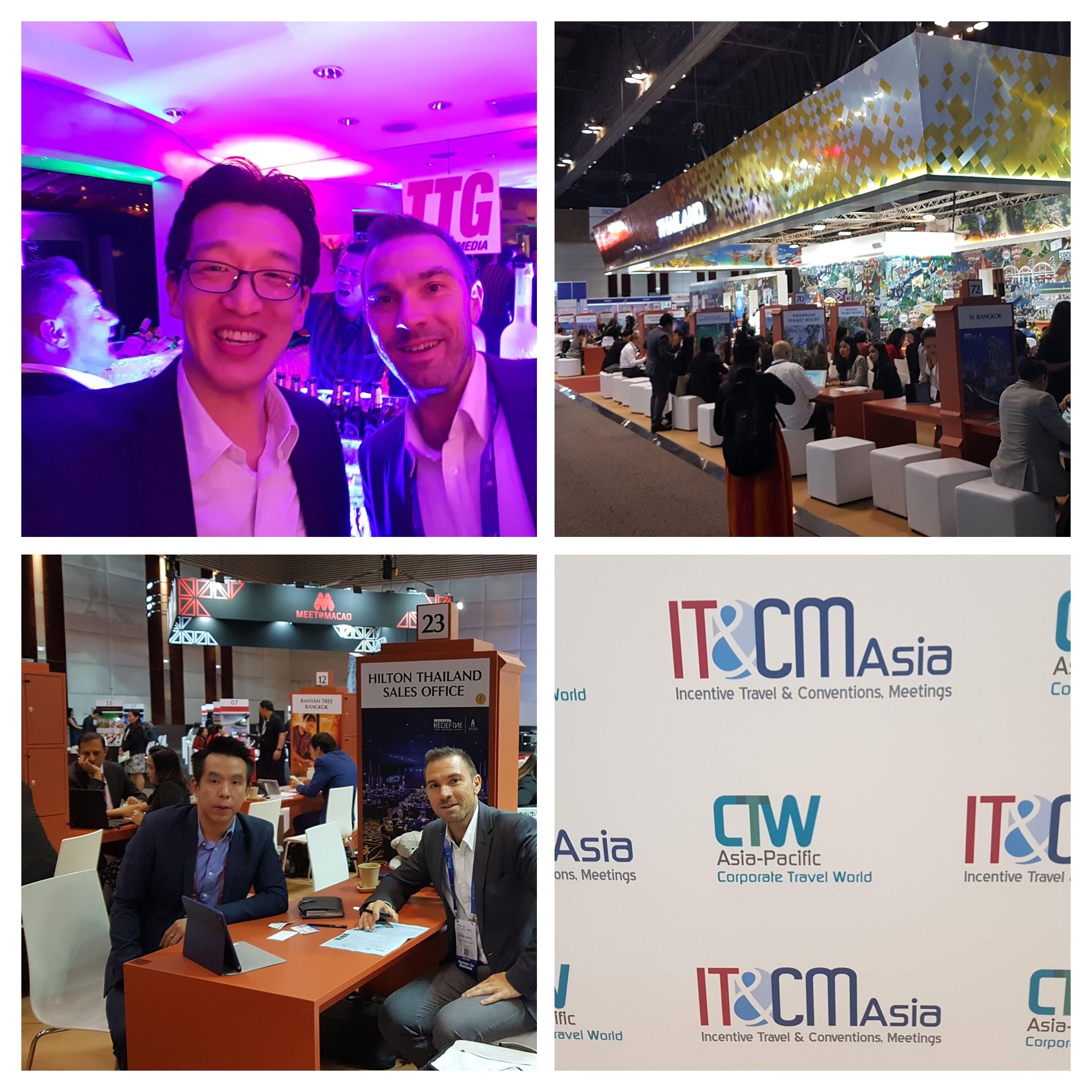IT&CM Asia 2019 in Bangkok