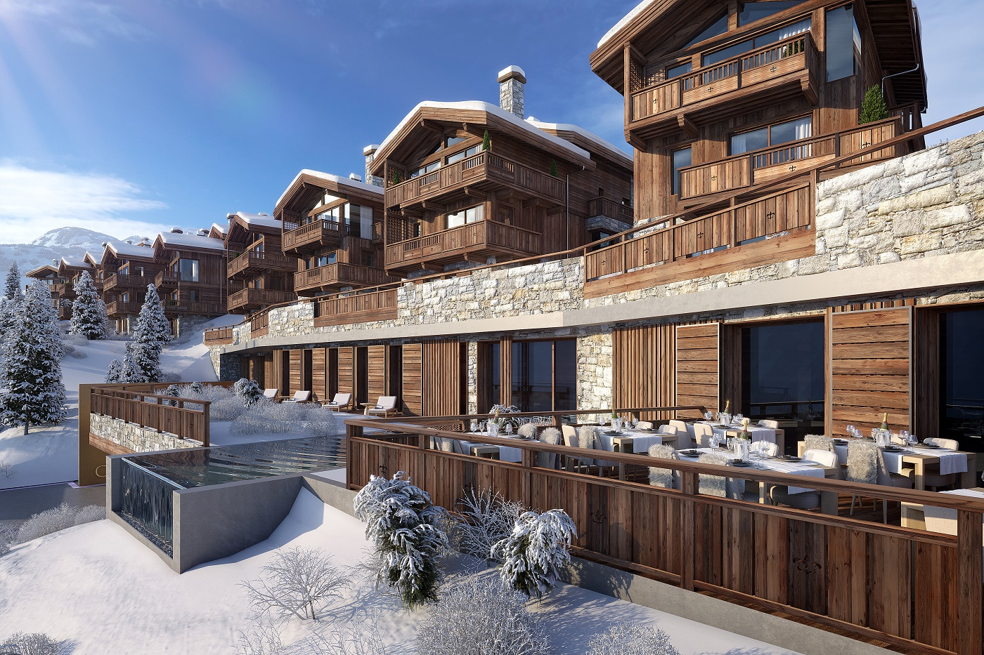 Ultima Courchevel_France